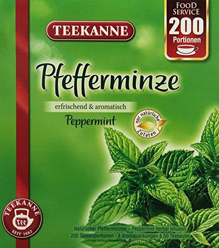 Teekanne Pfefferminze, 1er Pack (1 x 250 g)