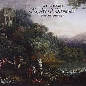 C.P.E. Bach: Keyboard Sonatas (Sonata In G Minor/ A/ B Flat/ C Minor/ E Flat)