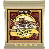 Ernie Ball Earthwood Light Acoustic Guitar Strings