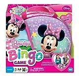 Minnie Mouse Bingo - Bingo Minnie Mouse, 2 o más jugadores (Wonderforge WFI01091) [Importado de Inglaterra]