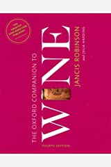 The Oxford Companion to Wine Gebundene Ausgabe