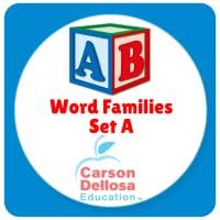 Word Families Set A