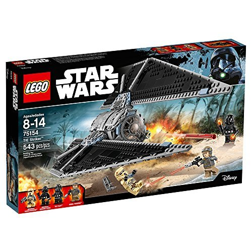 LEGO STAR WARS TIE Striker 75154 by LEGO