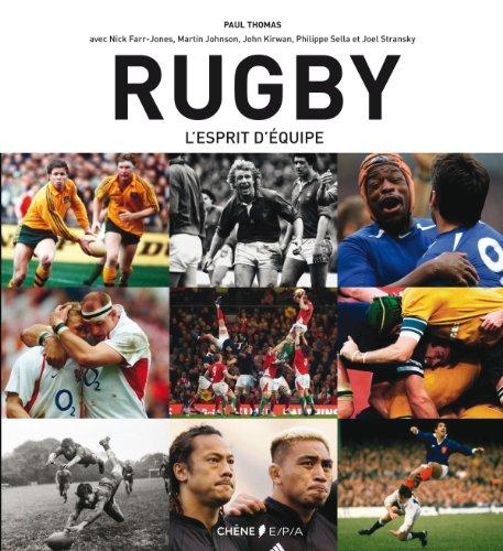 Rugby : L'esprit d'équipe