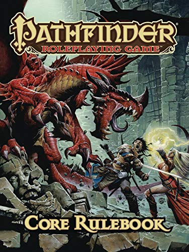 Pathfinder Roleplaying Game: Core Rulebook (Game Roleplaying Pathfinder)