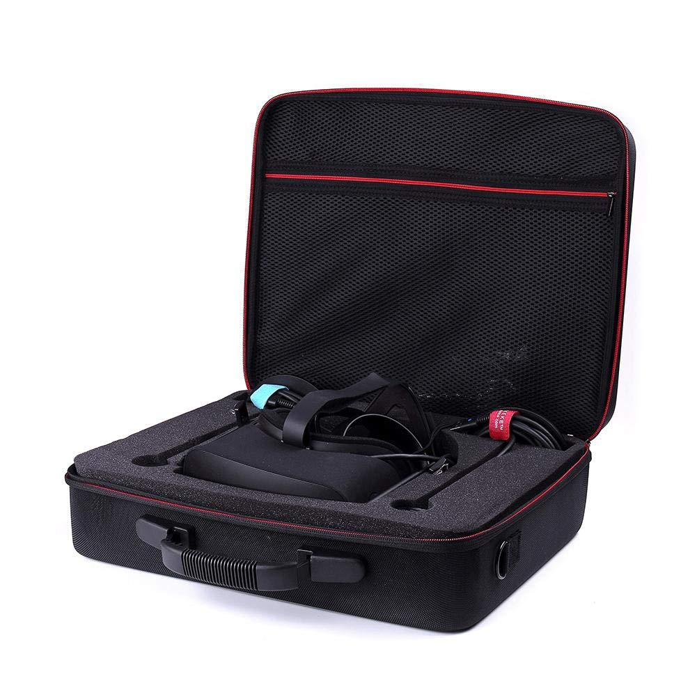 iYoung A prueba de golpes Estuche rígido de EVA Para Oculus Rift CV1 Gafas Bolsa de almacenamiento Portátil a prueba de polvo Elástico VR Auriculares Bolsa de protección