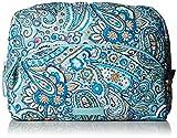Best Iconic Handbags - Vera Bradley Iconic Large Cosmetic, Signature Cotton, Daisy Review
