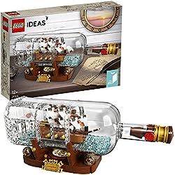Lego Ideas Nave in Bottiglia, 21313