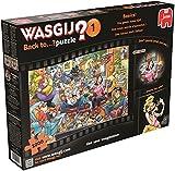"Jumbo ""Wasgij Back To 1 Back to Basics"" Jigsaw Puzzle (1000-Piece)"