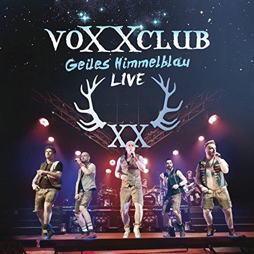 Geiles Himmelblau (Live) [Expl...