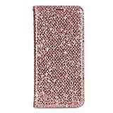 Kucosy Galaxy S9Plus Custodia Flip Custodia, Galaxy S9Plus glitter diamante, Samsung Galaxy S9Plus Luxury lucido custodia per cellulare