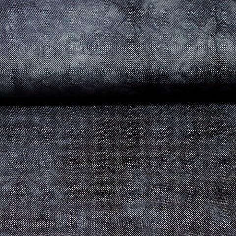 Jeans Jersey Tie Dye–blu