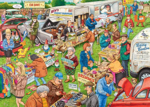 Ravensburger jigsaws for Sale | Sport