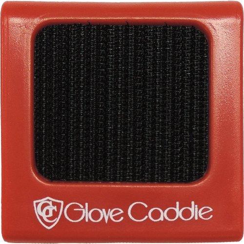 Glove Caddie Golf Glove Holder, Red by Glove Caddie