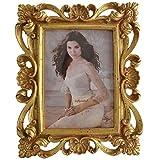 Giftgarden Bilderrahmen im europäischen Stil Vintage Frames, Polyresin, X911, 5 x 7