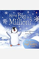 How Big is a Million? (Usborne Picture Storybooks) (Picture Books) (Picture Poster Books) Hardcover