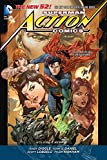 Superman Action Comics Volume 4: Hybrid HC (The New 52)