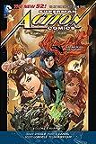 Superman Action Comics Volume 4: Hybrid HC (The New 52)