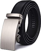 X XHtang Gürtel Herren Automatik Gürtel mit Automatikschließe-3,5cm Breite