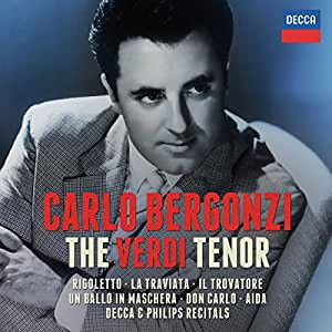 The Verdi Tenor