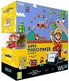 Nintendo Wii U: Console + Super Mario Maker + Amiibo Mario - Premium...