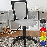 Infantastic - Chaise de Bureau Enfant Pivotante Ergonomique Hauteur Réglable (Couleur au Choix)