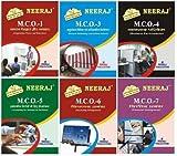 IGNOU M.COM SECOND YEAR HELP BOOKS COMBO(MCO1,MCO3,MCO4,MCO5,MCO6,MCO7) IN HINDI MEDIUM