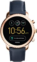 Fossil Explorist Analog-Digital Black Dial Men's Watch - FTW4002