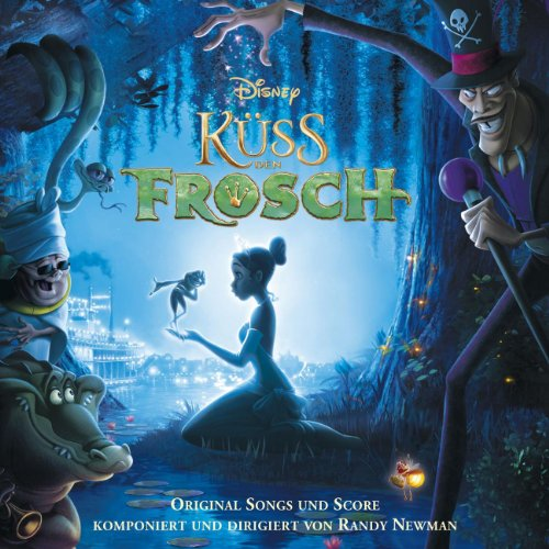 Küss Den Frosch (The Princess ...