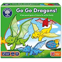 Orchard Toys Go Go Dragons! Board Game