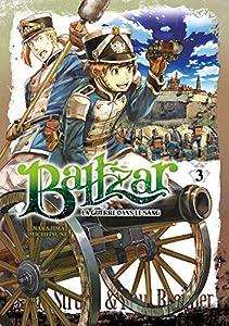 Baltzar - La guerre dans le sang Edition simple Tome 3