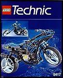 LEGO Technic 8417 Motorrad aus dem Jahr 1998