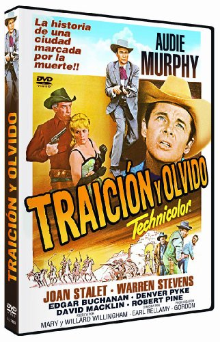 Traición Y Olvido - Gunpoint - Earl Bellamy - Audie Murphy - Audio in Englisch und Spanisch. Untertitel in Englisch, Spanisch u