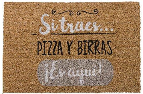 FELPUDO PIZZA Y BIRRAS