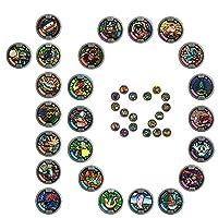 Yo-kai Watch Medal - Series 2 Mega Value 10 Pack (10x Random styles supplied) .