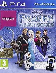 Singstar Frozen - Day-One Edition