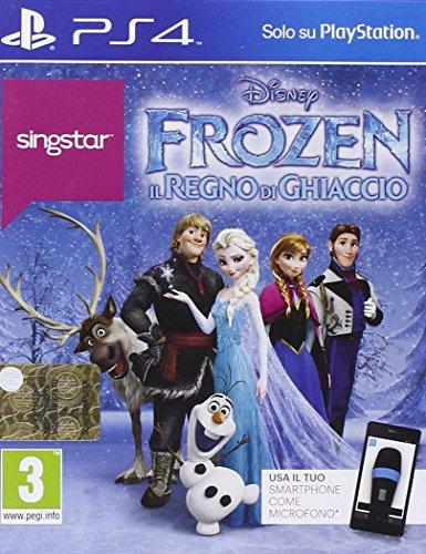Sony Entertainment Sw Ps4 9863915 Singstar Frozen