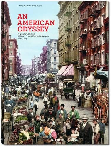 An American Odissey por Marc Walter