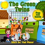 Children Books: The Green Twins (early learning books)(Bedtime Stories For Children)(Picture Books)( (Twins Stories Book 5)