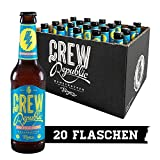 CREW Republic Craft Bier 7:45 ESCALATION Double IPA 20 x 0,33l
