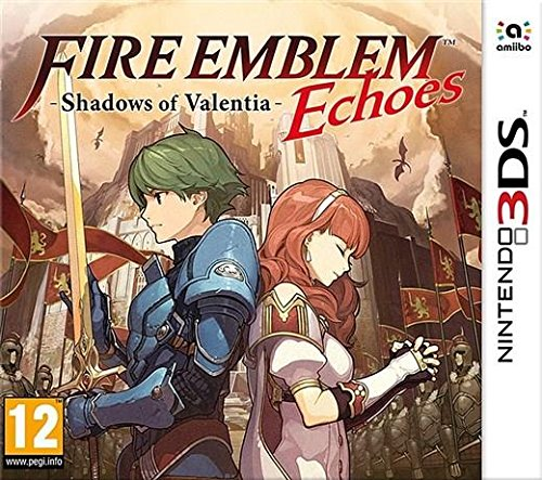 Compare Fire Emblem Echoes: Shadows of Valentia (Nintendo 3DS) prices