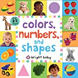 #1: Lift-the-Flap Tab: Colors, Numbers, Shapes (Lift-the-Flap Tab Books)