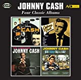 Four Classic Albums (With His Hot And Blue Guitar / Johnny Cash Sings The Songs That Made Him Famous / The Fabulous Johnny Cash / Now, There Was A Song)