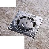 HCP acque profonde Piazza scarico a pavimento in acciaio inox sigillato/Roditore dei parassiti cucina addensato scarico pavimento del bagno
