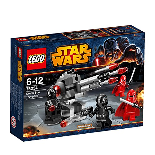 (LEGO Star Wars 75034 - Death Star Troopers)