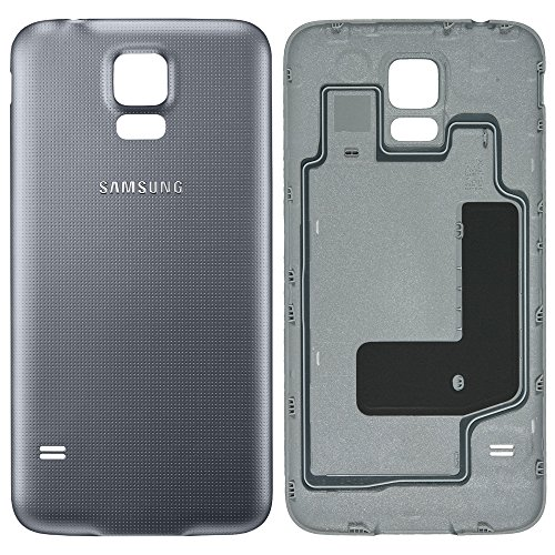 AGI Original Akkufachdeckel Silver Samsung G903F Galaxy S5 Neo Original