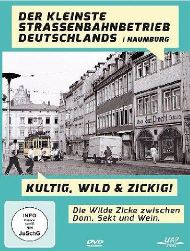 Der kleinste Strassenbahnbetrieb Deutschlands - Kultig, Wild, Zickig! - Die Wilde Zicke zwischen Dom, Sekt und Wein.