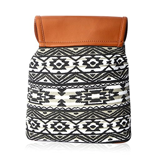 Kleio Women's Sling Bag (Multicolor,Bnb316Ly-Bwb) Image 3
