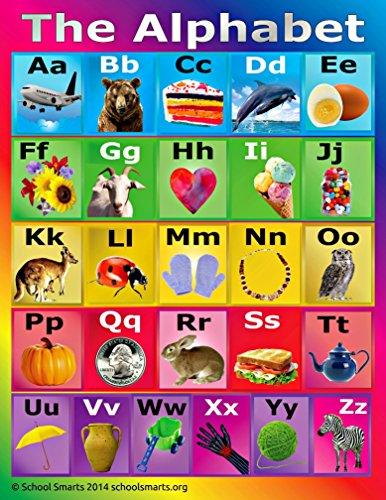 Schule Gambit ABC Alphabet Poster vollständig laminiert, langlebiges Material, gerollt und in versiegelter Kunststoff Poster Sleeve für Schutz. Rabatt sind besonders bietet Abschnitt der Seite.
