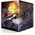 Galactic - Ten Book Space Opera Sci-Fi Boxset (English Edition)